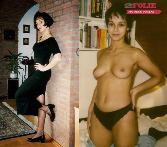 MILF habillées ou nues en photos (7)