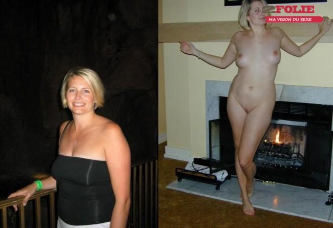 MILF habillées ou nues en photos (9)