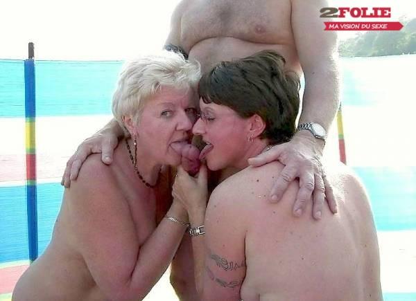 Photos de mères et filles lesbiennes (10)
