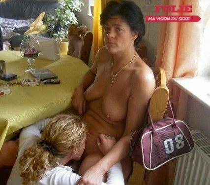 Photos de mères et filles lesbiennes (12)