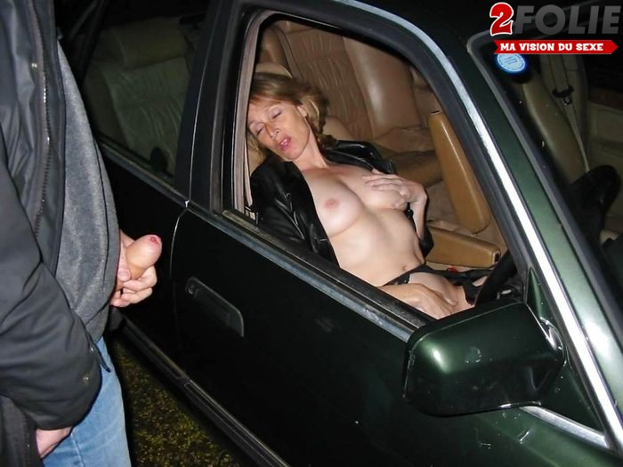 Sexe en voiture : Album photo - aufeminin