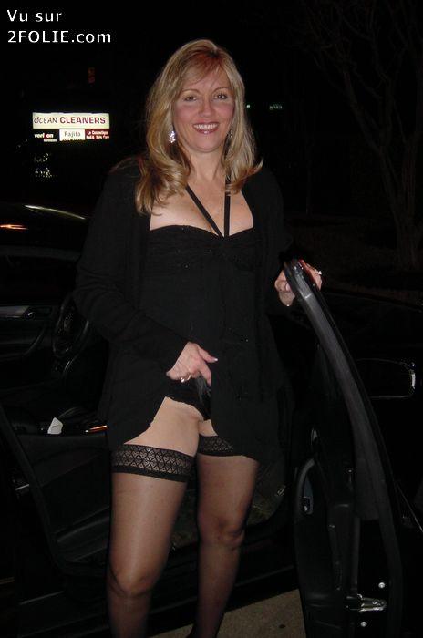 Hélène, femme mature vicieuse de 47 ans veut se taper un mec de 25