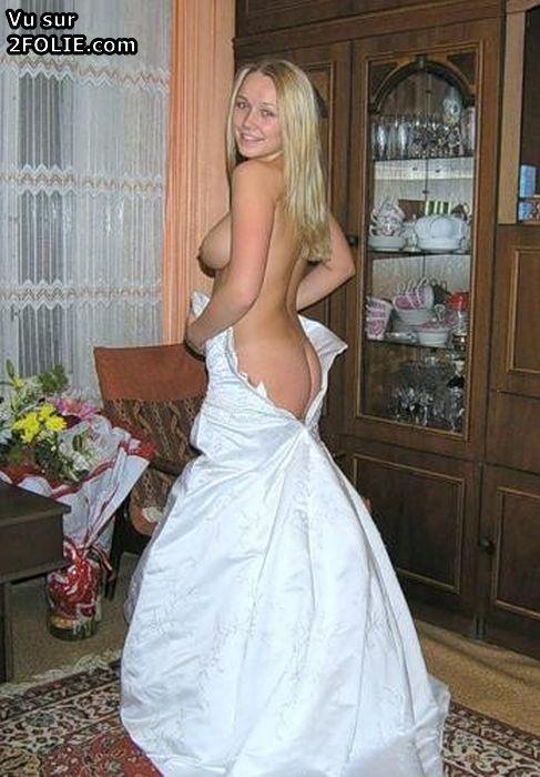 Mari aimant les mariées russes chaudes