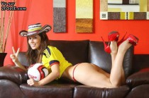 supportrices foot colombienne 201406-14_10