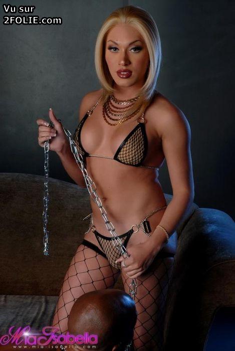 Transsexuelle star du porno