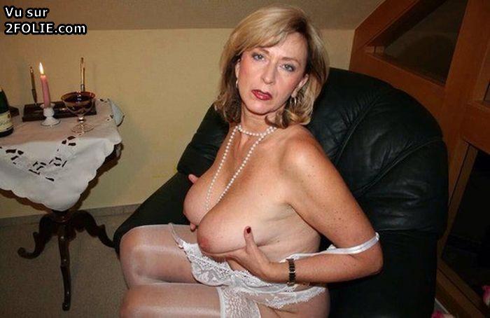 Hot mature a gros seins