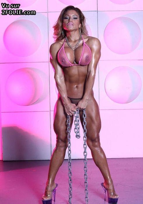 Muscles sexy de femmes nues sur 2Folie