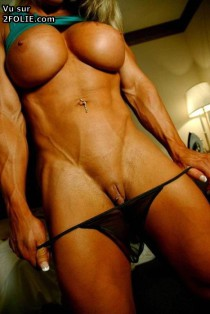 Filles de musculation nues
