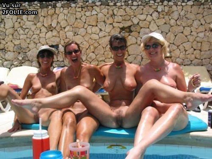 nue a la plage histoire grosse salope