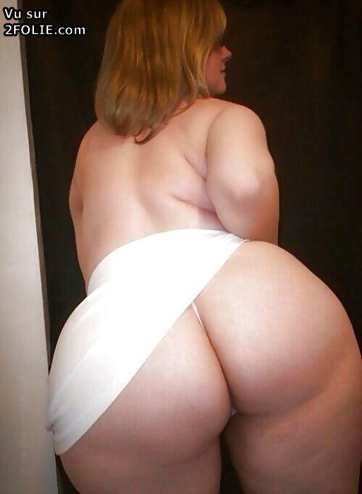 Gros cul blanc adolescent blanc