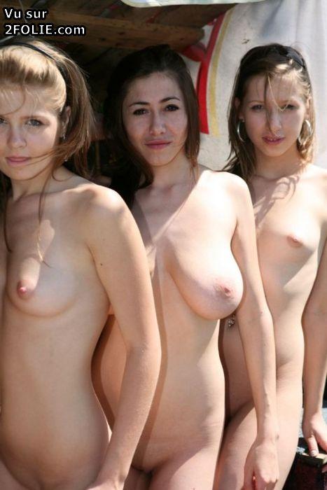 Girls Teen Brustwarzen Facialsex