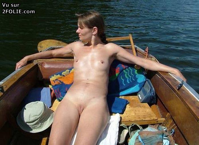 Sexe sur le bateau