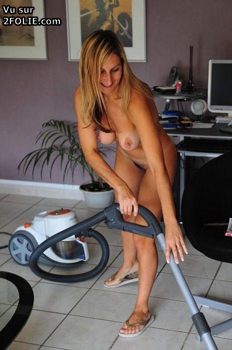 Elle Fait Le Menage Nue quel kif, une femme nue chez vous qui fait le ménage sur 2folie