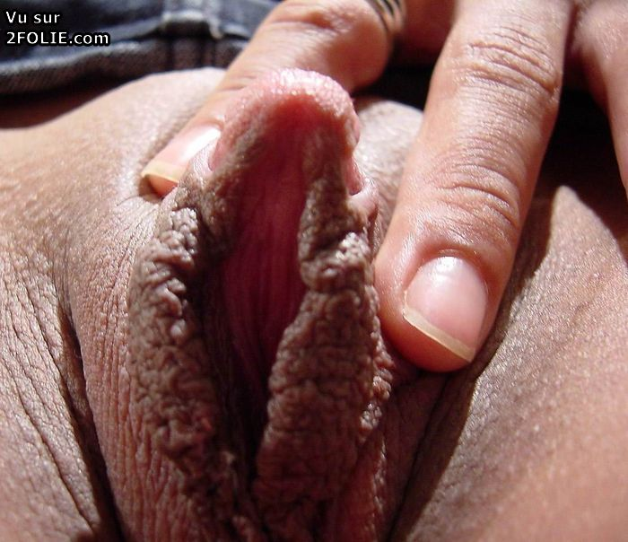 Longue photo de clitoris