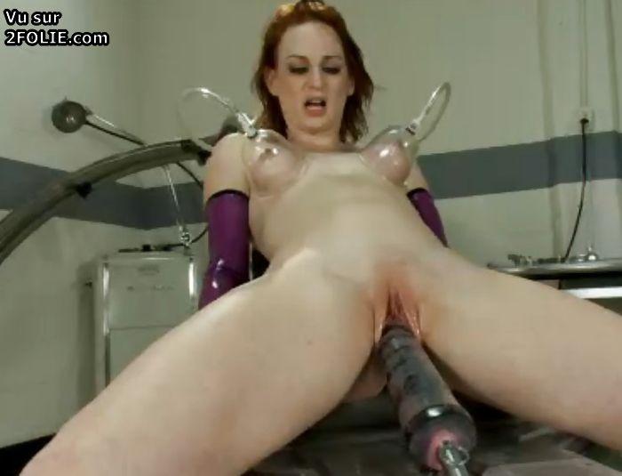 Un orgasme incroyable avec une fucking machine :: TuKifcom