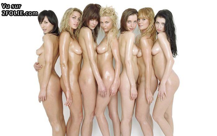 Plusieurs photos de filles nues