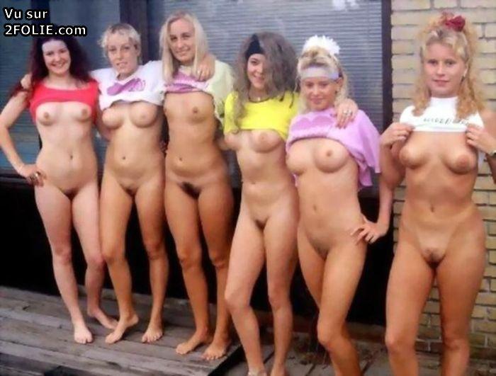 Filles Sexy En Groupe - 2Folie le sexe en photo et video