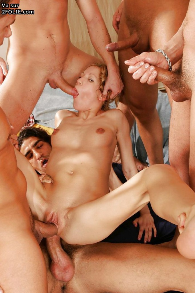 Gang Bang Porno Deutsch