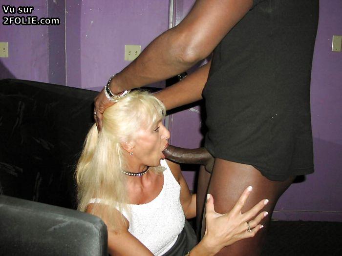 Adolescent prend grosse bite noire