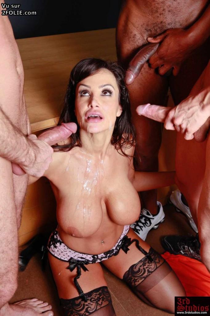 Lisa Ann vous porno