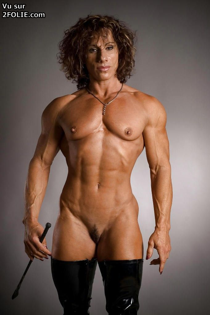 Body builder femmes nues