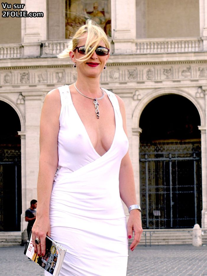Plan cul femme mre de Paris gros seins - Cougarillocom