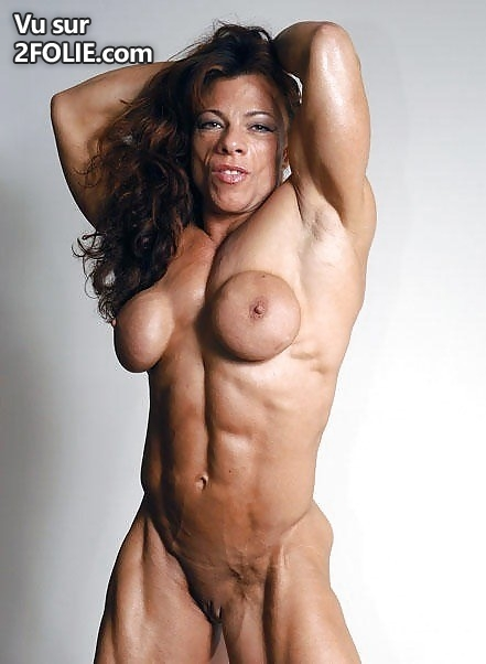 Corps de gros morceau de muscle sexy