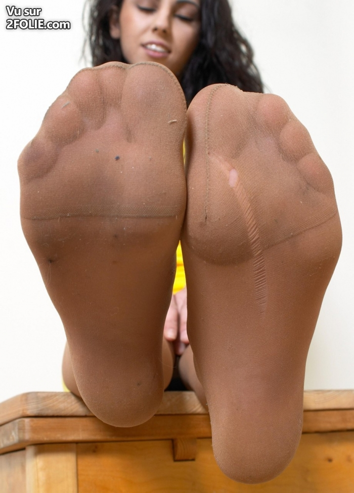 Garçons fétichisme des pieds