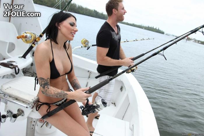 Pêcher pour le sexe
