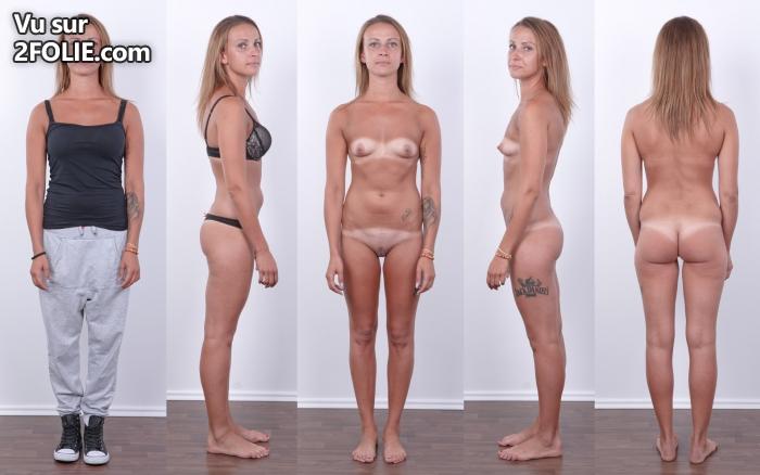 casting nue femme godeuse