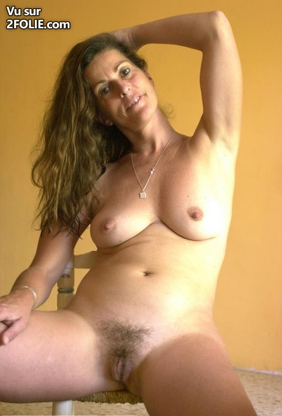 Hairy Mature Striptease Hd