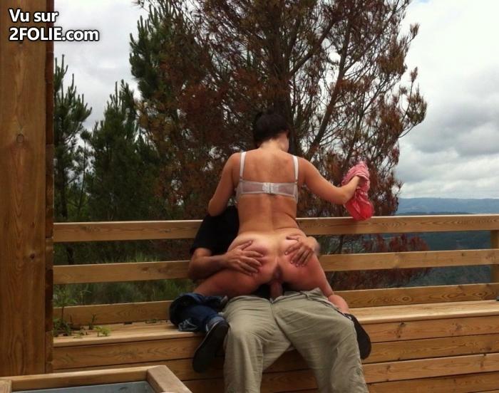 Photos de baise en plein air