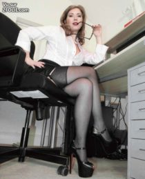 Babes en collants tous