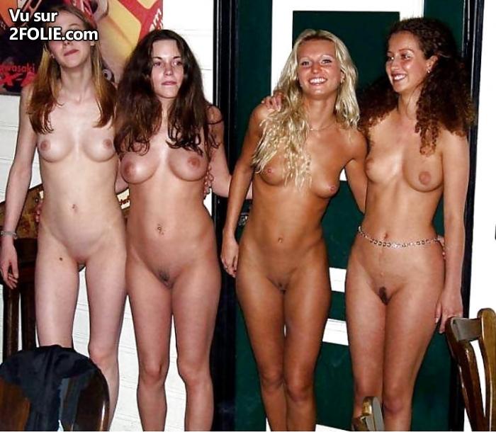 Playa desnuda fiesta sur