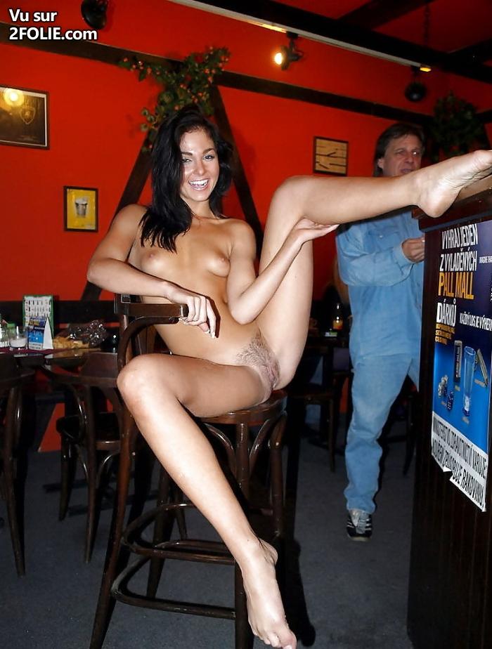 baise en public des filles sexy nue