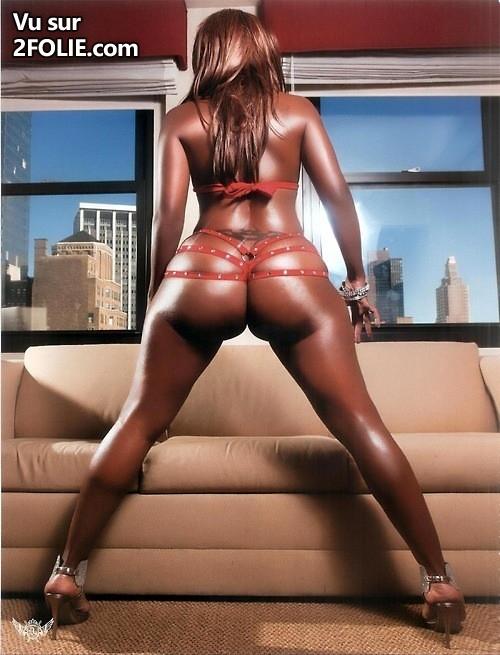 femme black grosse fesse
