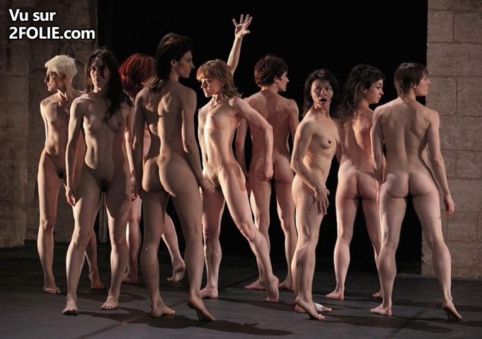 Galeries de filles nues