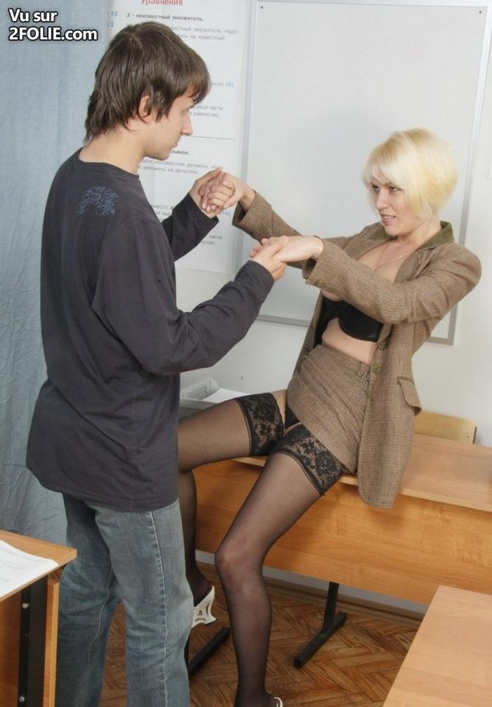 eleve baise sa prof blondes matures