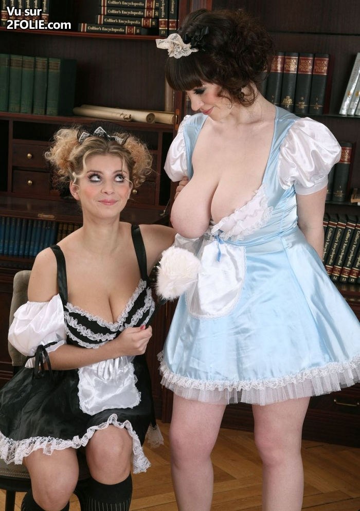 Lesbian Maid 82
